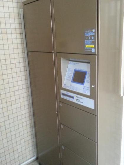 電子制御宅配BOX