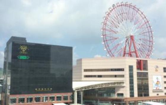 鹿児島中央駅(約1200m)
